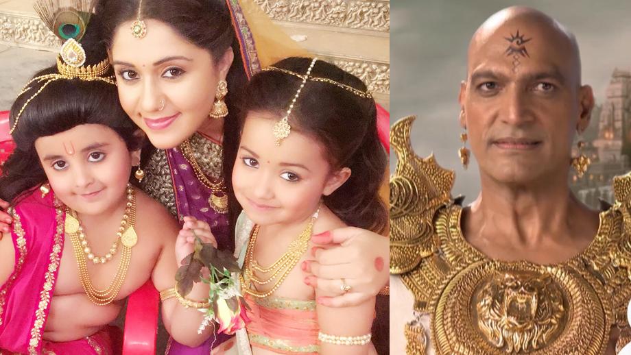 Kanha And Radha To Kill Mahisasur In Tvs Paramavatar Shri Krishna