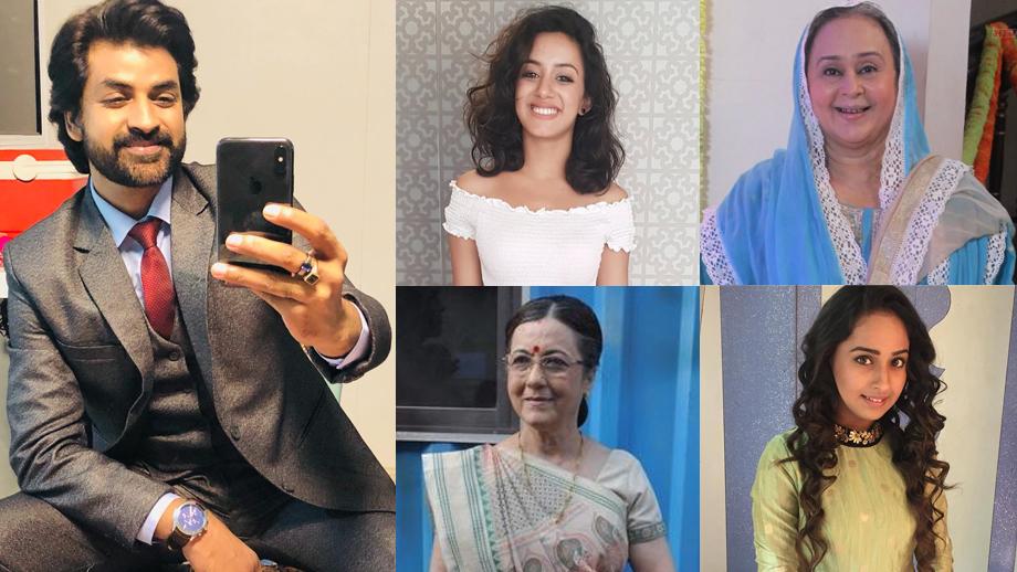 Manish Goel, Sargun Kaur, Farida Dadi, Nayan Bhatt, Payal Bhojwani join Juhi in Colors' Tantra