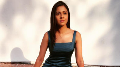 I go for the classy minimalistic look: Manasi Salvi