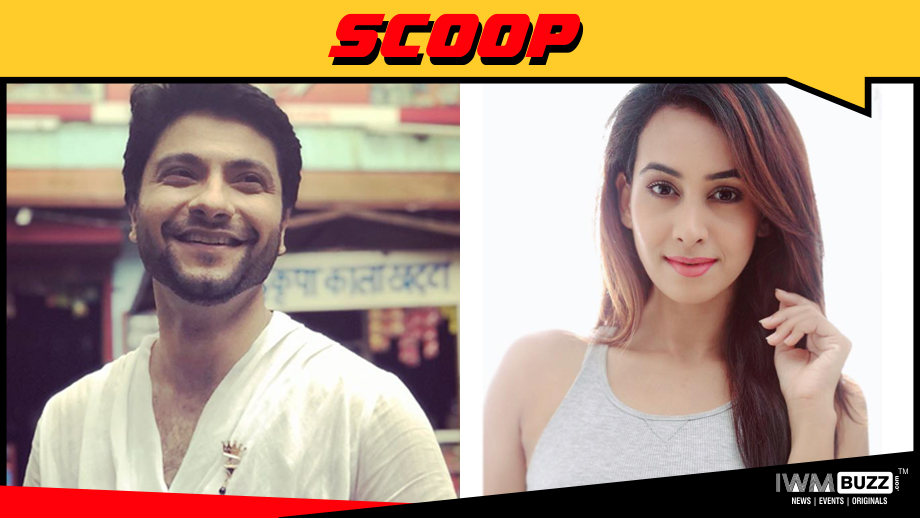 Mishal Raheja and Minal Mogam in relationship