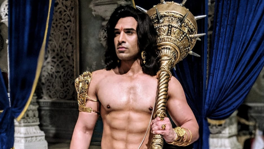 I have become a changed person after bagging the role of Duryodhan in Karn Sangini: Paras Chhabra