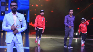 Remo D'souza fulfils the dream of a father to become a dancer on Dance+4