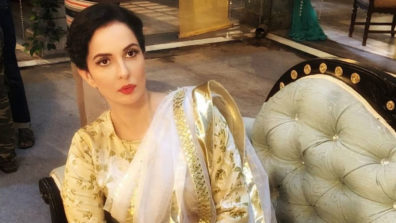 Disappointing that the childhood dyslexic track of Mariam Khan - Reporting Live might not continue post leap: Rukhsar Rehman
