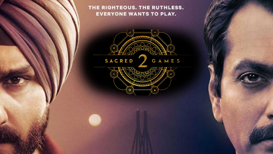 Netflix green signals Sacred Games Season 2 after an independent investigation into the #MeToo allegations