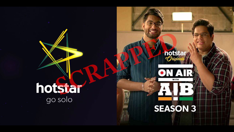 Hotstar scraps On Air With AIB Season 3 over sexual misconduct row