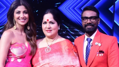 My mother is the Plus to the power of infinity and I thank Dance + for getting us together: Shilpa Shetty