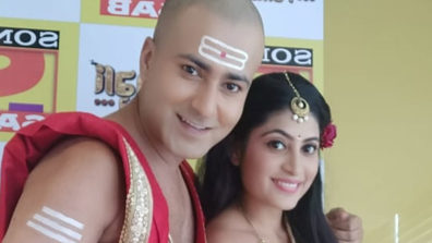 Ghost to haunt Rama-Sharda in SAB TV's Tenali Rama 1