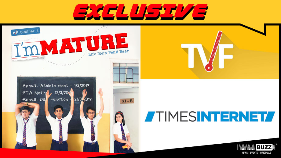 TVF's Cannes acclaimed series, ImMature to stream on Times Internet's OTT
