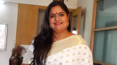 Vandana Pathak's never-seen-before avatar in Zee TV's Mannmohini