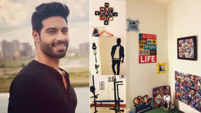 Vijayendra Kumeria gives a new look to his make-up room