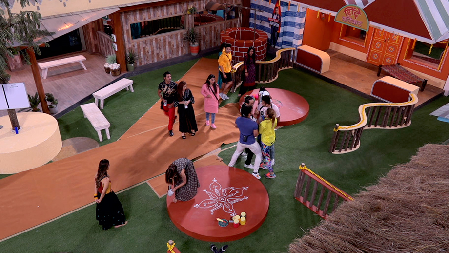 Bigg Boss 12 update: Vikas' team to take lead in Rangoli task