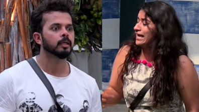 Sreesanth blames Surbhi for smoking in Bigg Boss house