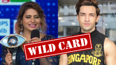 Wild Card: Rohit Suchanti and Megha Dhade to enter Bigg Boss 12