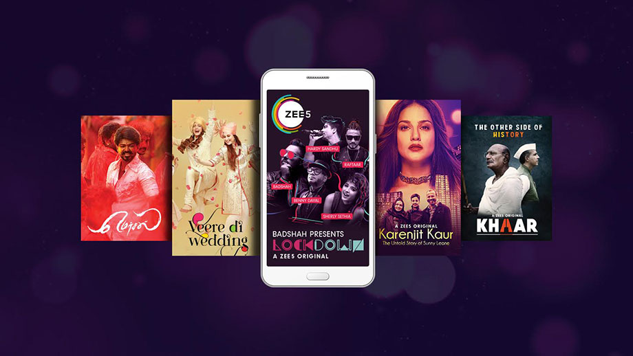 ZEE5 is now LIVE in 190+ countries across the globe