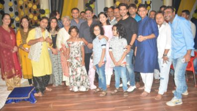 Hawan on the sets of Yeh Rishta Kya Kehlata Hai 4