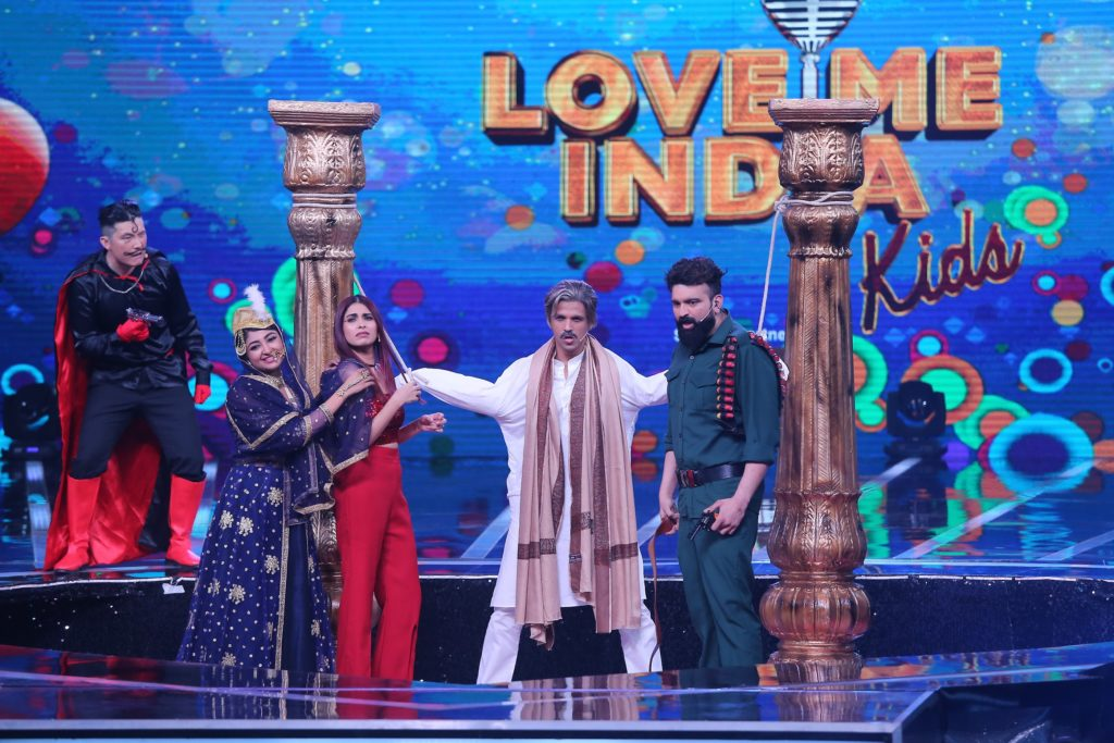 Bollywood special in &TV's Love Me India 5