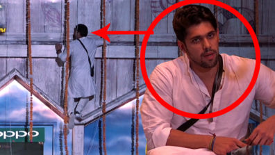 Shivashish attempts to escape from Bigg Boss house