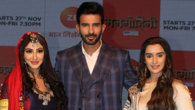 Launch of Zee TV's Manmohini 6