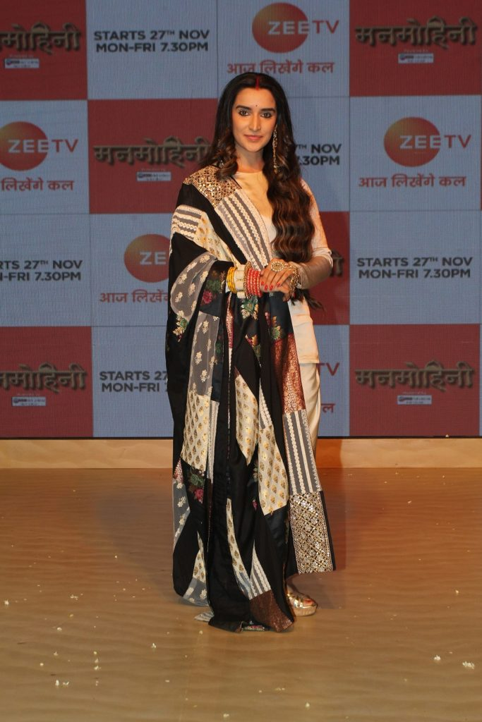 Launch of Zee TV's Manmohini 7