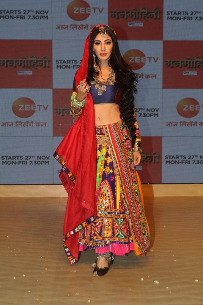 Launch of Zee TV's Manmohini 11