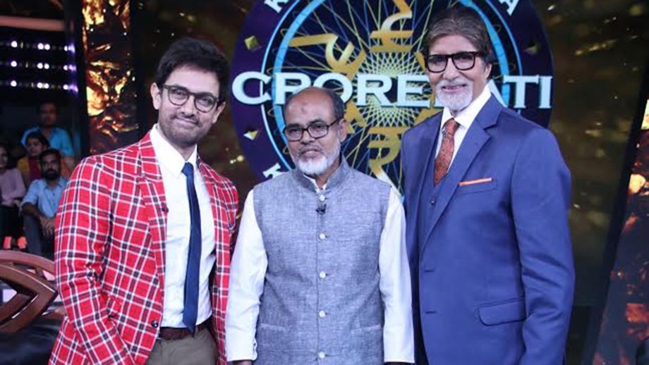 Gazi is one rare soul who helps other people even when he has nothing to spend: Aamir Khan on Kaun Banega Crorepati 10