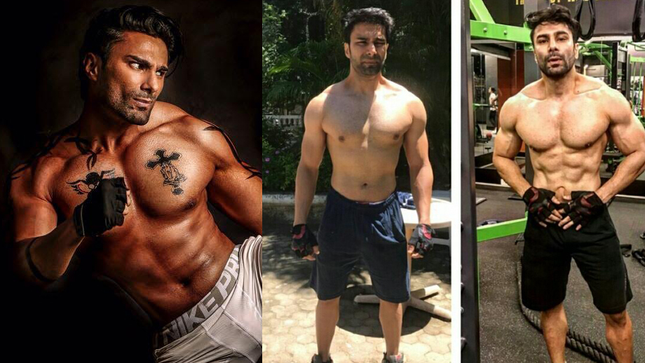 Actor Abhinav Kapoor transforms his body in 25 days