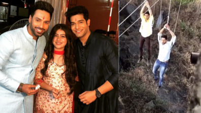 Karan and Rohan's lives in danger in Star Plus' Yeh Hai Mohabbatein