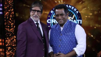 Amitabh Bachchan hails Anurag Basu as the 'real fighter' on Kaun Banega Crorepati