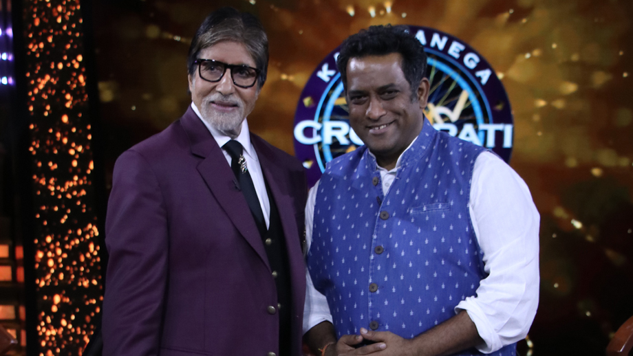 Amitabh Bachchan hails Anurag Basu as the 'real fighter' on Kaun Banega Crorepati
