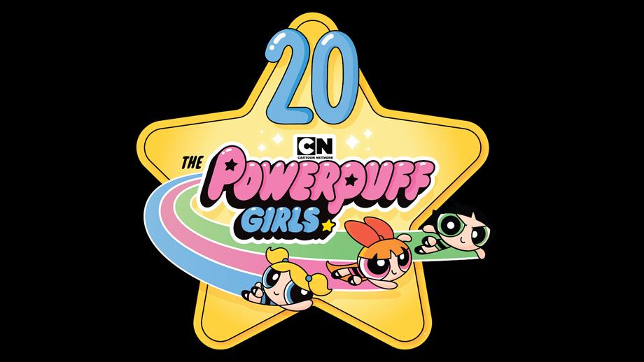 Cartoon Network celebrates 20 years of heroic supremacy of The Powerpuff Girls in November