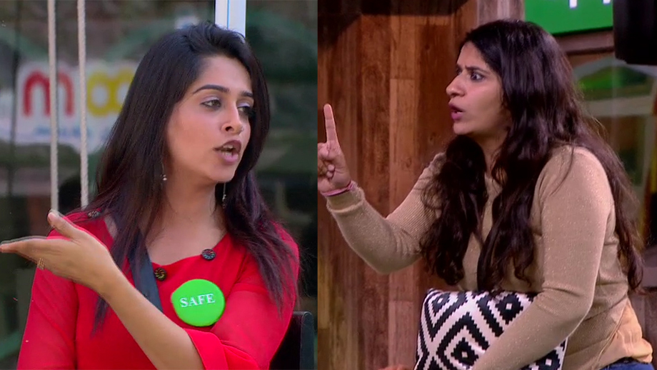 Surbhi Rana and Dipika Kakkar fight over nominations