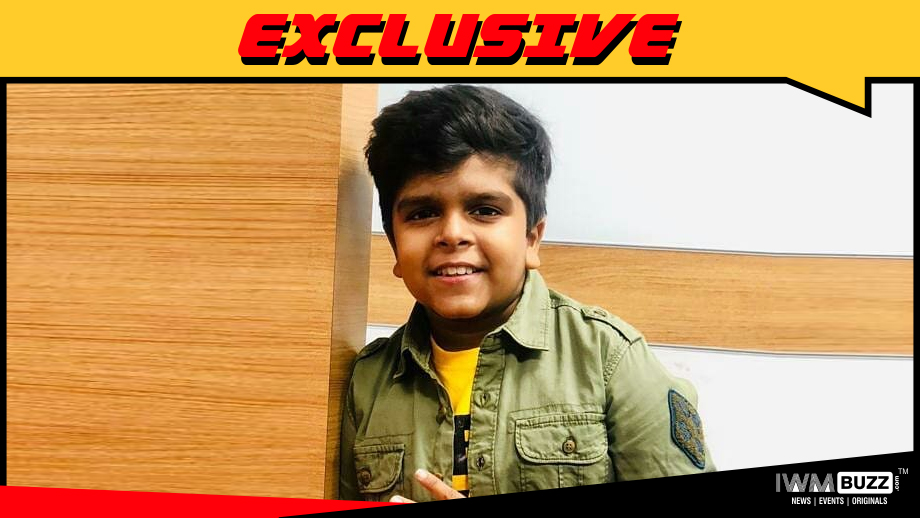 Child artist Divyansh Dwivedi to be part of Star Plus' Kanpur Wale Khurana
