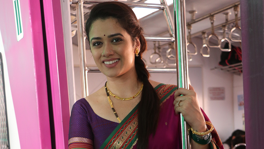 Ladies Special actress Girija Oak admits to still being in touch with her 'train-friends'