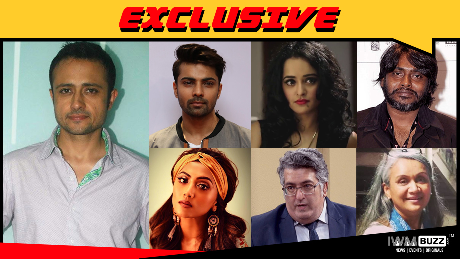 Satyadeep, Shravan, Jayashree, Dibyendu, Anindita, Kaizaad and Purnima join the cast of Times Internet's Ikigai