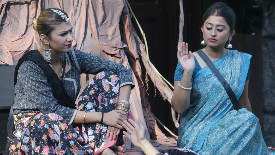 Bigg Boss 12 update: Heated argument between the sarpanch Jasleen and Somi in BB Panchayat