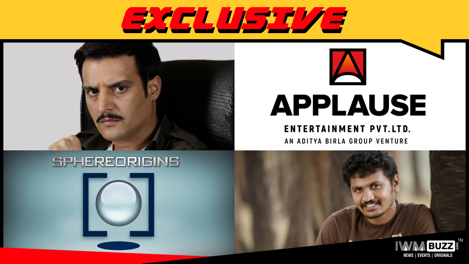 Sphereorigins to produce content for web; Jimmy Shergill roped in for an Applause Entertainment series