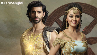 Review of Star Plus' Karn Sangini: An engaging love story with a nice blend of mythology and fiction