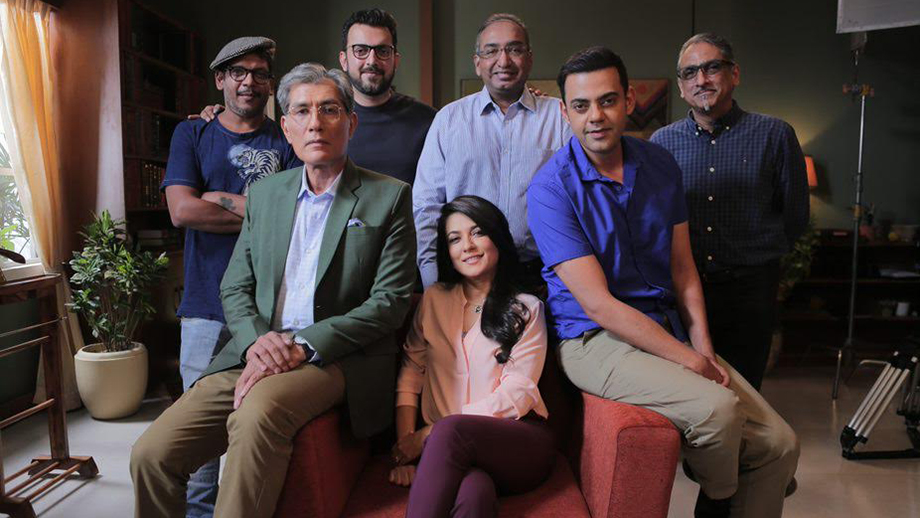 Applause Entertainment Announces A New Family Comedy - Mind The Malhotras!