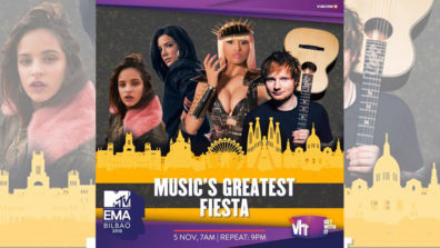Witness the ultimate battle of music icons at the 2018 Europe Music Awards, exclusively on Vh1