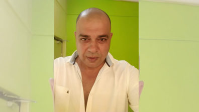This is the first time that I have shaven off my head for a role: Nimai Bali