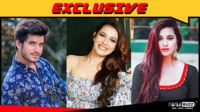 Paras Kalnawat, Palak Purswani and Sanaya Pithawalla in Season 2 of Dil Hi Toh Hai 1