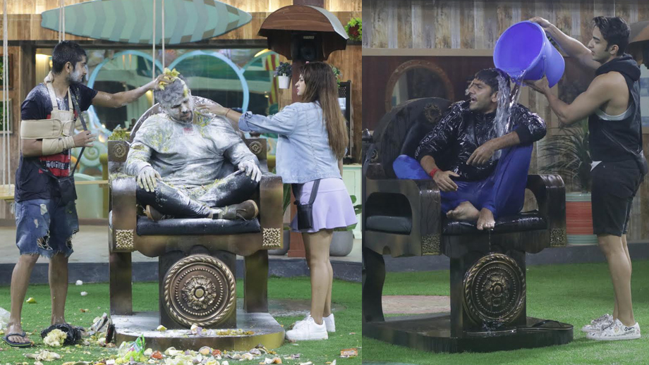 Shivashish and Romil get tormented by housemates in Bigg Boss 12