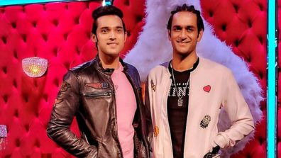 Foes turned friends: Vikas and Parth come together