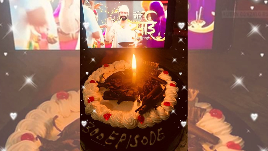 Fans celebrate Mere Sai's 300 episodes completion in a unique way!
