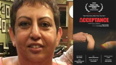 Sheila Sandhu's web short film on adoption, Acceptance, opens well