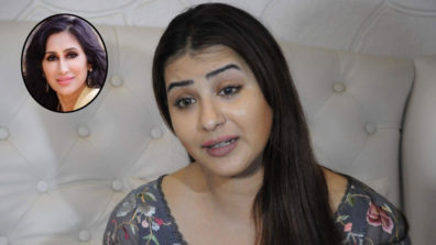 Shilpa Shinde shares a piece of advice to Teejay
