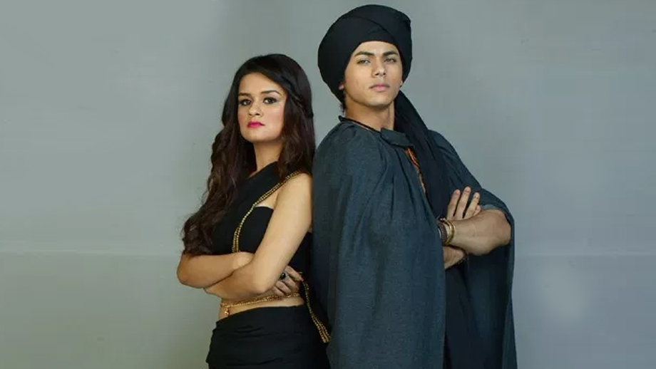 Siddharth Nigam and Avneet Kaur in awe of the horror genre