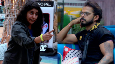 Surbhi and Sreesanth's heated argument to continue in Bigg Boss house