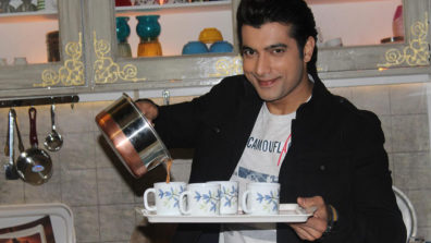 Ssharad Malhotra turns chaiwala on the set of Musakaan