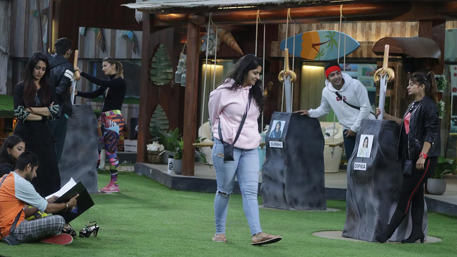 Captaincy task to get intense in Bigg Boss 12